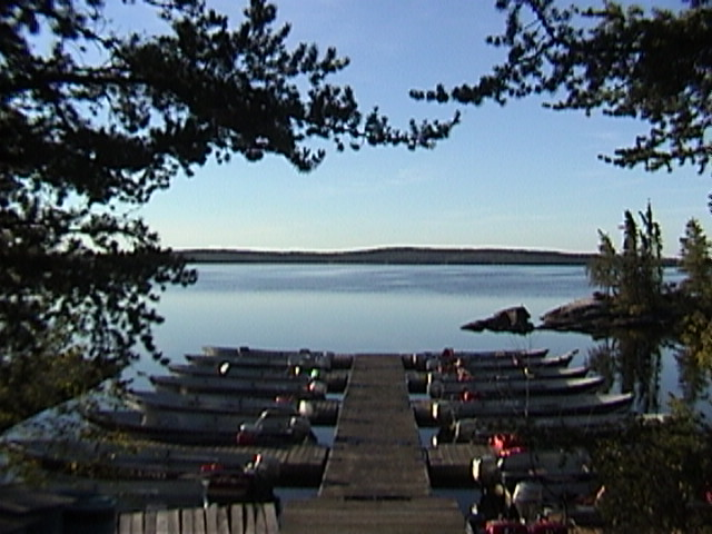 Ontario resorts fly in fishing vacations at sydney lake for Ontario canada fishing resorts